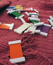 Specially selected learning materials are used in the Montessori method in our classes.