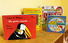 Spanish language classes are offered at Montessori Children's Place for your students ages 2 and up.